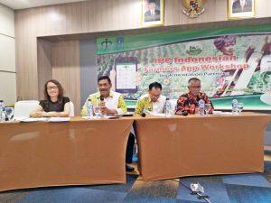 IPC Farmer App Seminar Belitung 2019