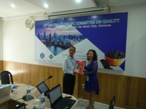 The 25th Meeting of the IPC Committee on Quality