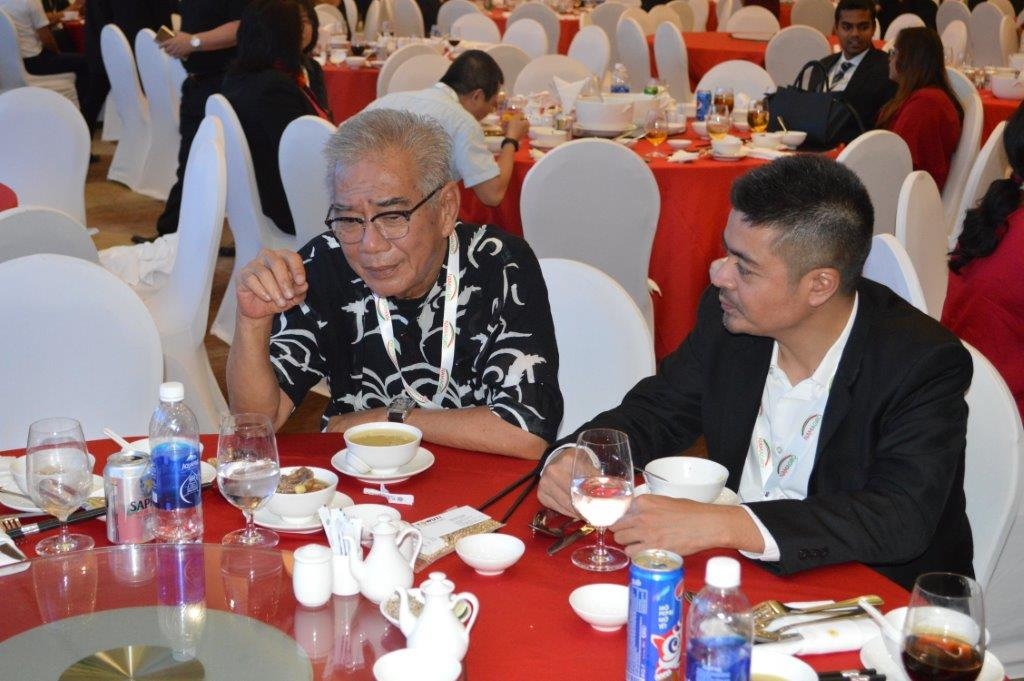 Welcome Dinner – IPC 2019